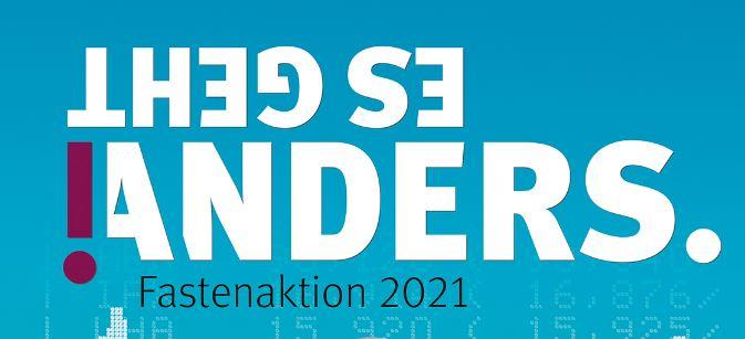 MISEREOR Fastenaktion 2021